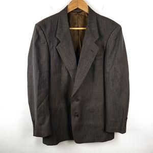 Vintage Christian Dior | Mens Suit Jacket Blazer